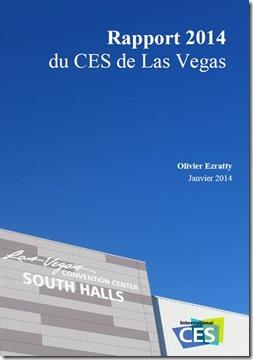 Couverture Rapport CES 2014