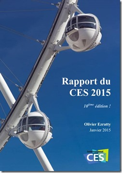 Rapport CES 2015 Cover