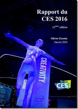 Rapport CES 2016 Cover Page