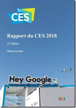 Couverture Rapport CES 2018