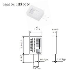 Humidity Sensor from Hokoriku
