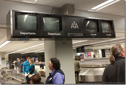 San Francisco Airport Baggage Claim