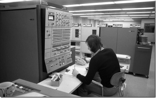 IBM 360 (source Wikipedia)