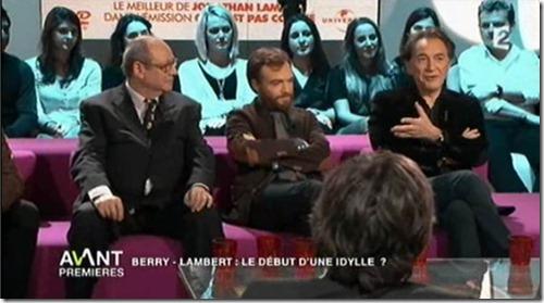 Avant Premiere France 2 Avec Public en Noir et Blanc
