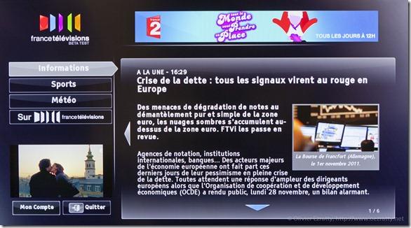 Portail HbbTV (3)
