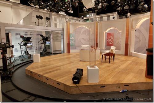 Studio Télé Matin (2)