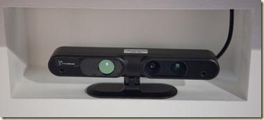 Motion Sensor Asus avec technologie PrimeSense