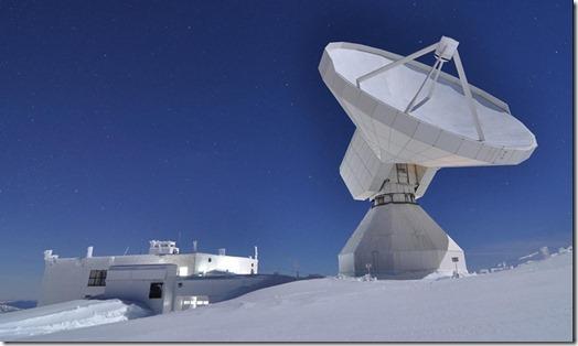 IRMA 30m Telescope
