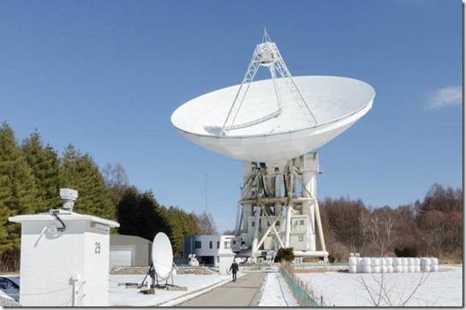Nobeyama radio telescope