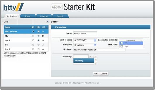Httv HbbTV Starter Kit