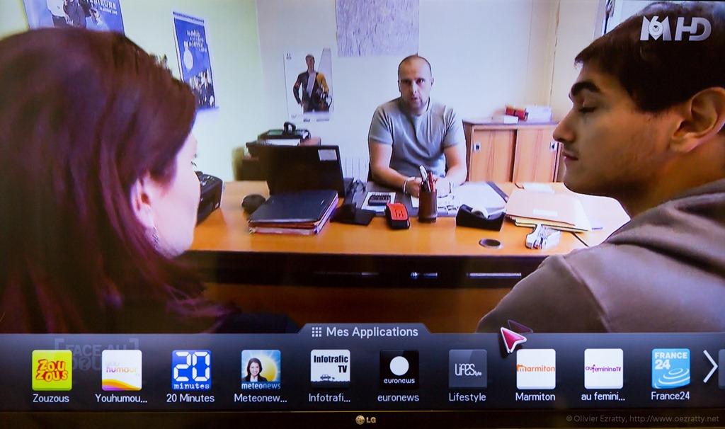 Sfr tv sur smart tv sony