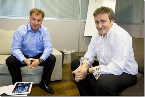 Stanislas Leridon et Pascal-hippolyte Besson de Dotscreen