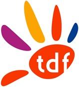 TDF logo
