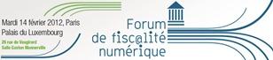 Forum Fiscalite Numerique