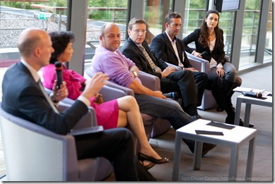 Panel Empowering SME and Entrepreneurs with Roxanne Varza (1)