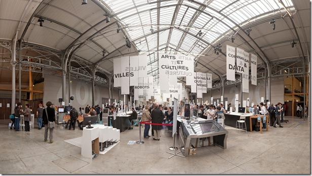 Futur en Seine 2012 au 104