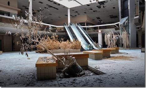 Closed Mall USA