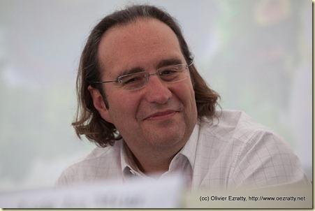 Xavier Niel Université d'Ete du MEDEF Sept2010