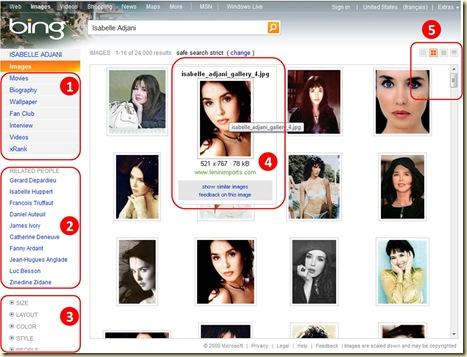 Bing Recherche Images Isabelle Adjani