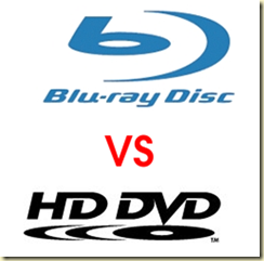 Blu-ray vs HD-DVD