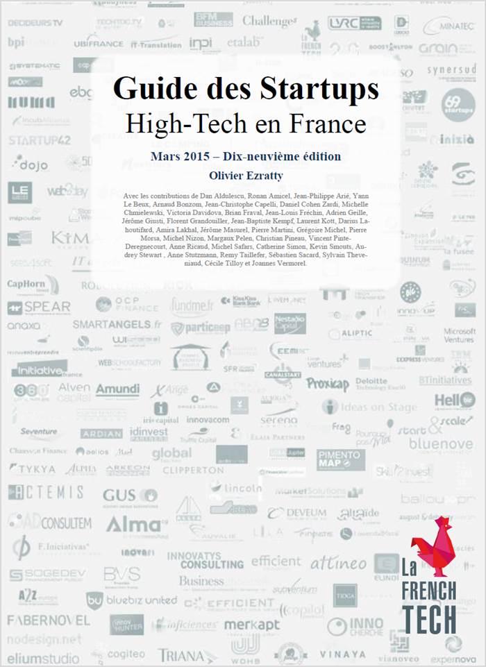 Guide des Startups 2015