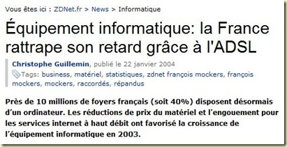 Zdnet France Rattrape son retard